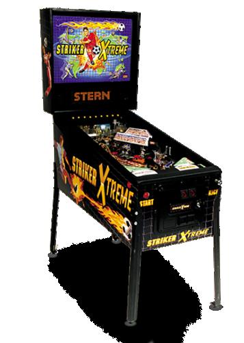 STRIKER XTREME Stern Pinball