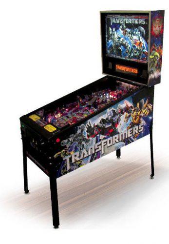 Flipper Transformers Pro Stern Pinball