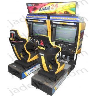 le mans24 h twin Sega