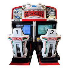 sega rally 2 Sega