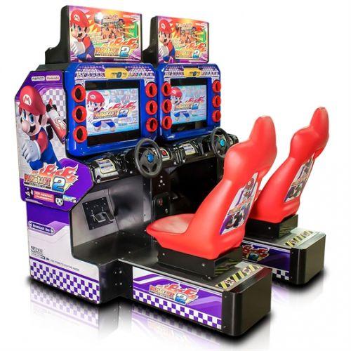 Mario Kart 2 namco