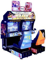 star wars racer solo Sega