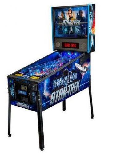 Flipper Star Trek Pro Stern Pinball
