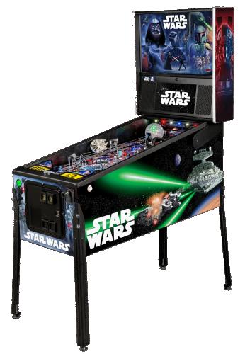 star wars prenium Stern Pinball
