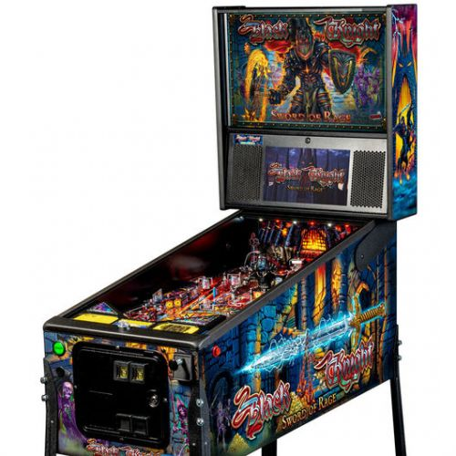 BLACK NIGHT PRO Stern Pinball
