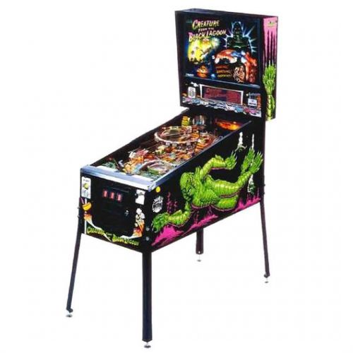 CREATURE FROM THE BLACK LAGOON Bally
