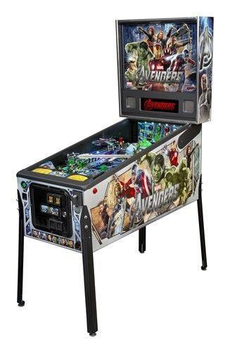 Flipper Avengers Premium Stern Pinball