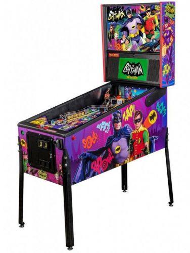 Flipper Batman 66 Premium Stern Pinball