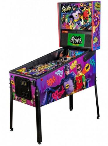 Flipper Batman Limited Edition (LE) Stern Pinball
