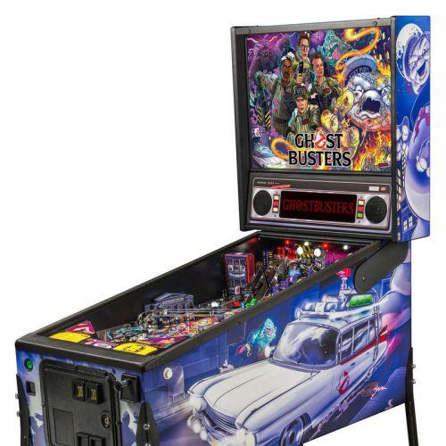 Flipper Ghostbusters Premium Stern Pinball