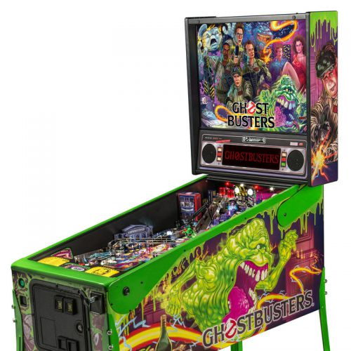 Flipper Ghostbusters Limited Edition (LE) Stern Pinball