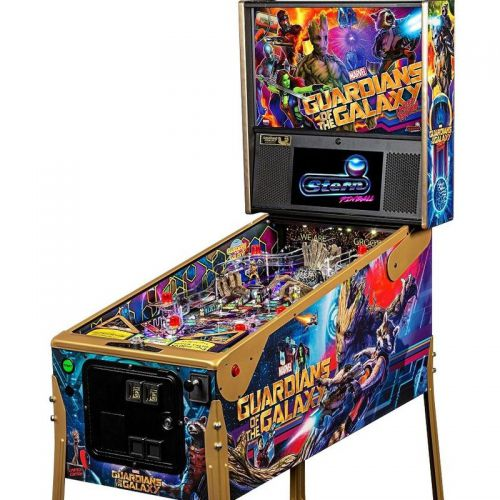 Flipper Guardians Of The Galaxy Limited Edition (LE) Stern Pinball