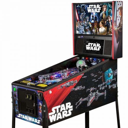 Flipper Star Wars Pro Stern Pinball
