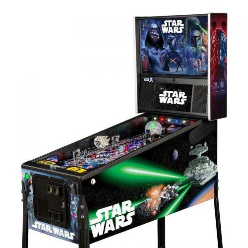 Flipper Star Wars Premium Stern Pinball
