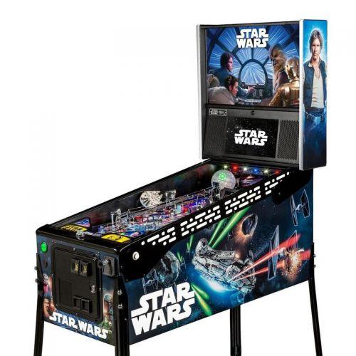 Flipper Star Wars Limited Edition (LE) Stern Pinball