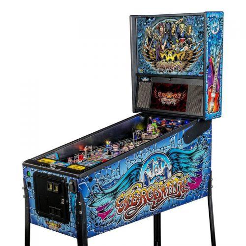 Flipper Aerosmith Pro Stern Pinball
