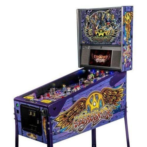 Flipper Aerosmith Limited Edition (LE) Stern Pinball