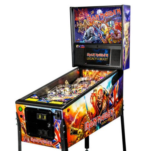 Flipper Iron Maiden Pro : Legacy of The Beast Stern Pinball