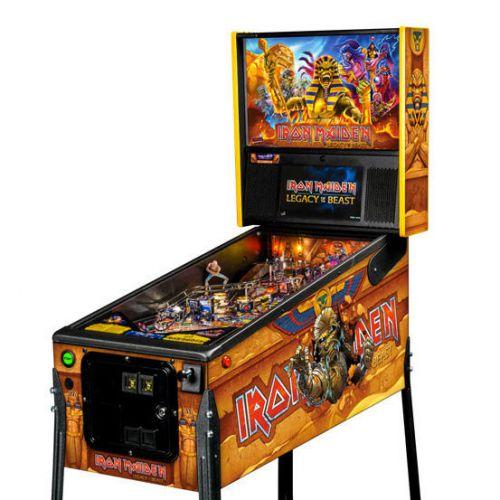 Flipper Iron Maiden Premium : Legacy of the Beast Stern Pinball