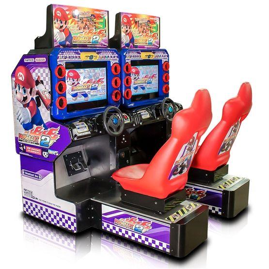 Mario Kart 2 solo