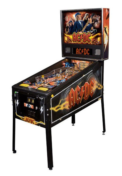 Flipper AC/DC Pro LED Vault Réédition